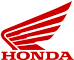 honda logo red
